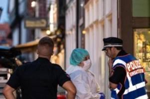 kriminalität: nach schüssen in celle sichert polizei weitere spuren