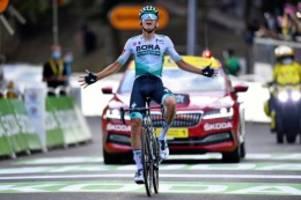 Radsport: Tour de France: erster deutscher Etappensieg seit 2018