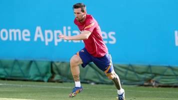 Barcelona-Star - Forbes: Lionel Messi bleibt bestverdienender Fußballer
