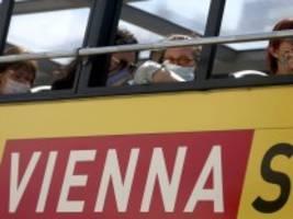 Coronavirus: Wien ist Risikogebiet