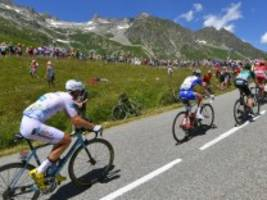 Königsetappe der Tour de France: Steigung bis zu 24 Prozent!