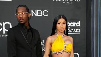 Cardi B: Rapperin reicht die Scheidung von Offset ein