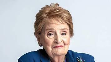 Ehemalige US-Außenministerin: Madeleine Albright über Trumps Methoden: Das Einmaleins des Autoritarismus