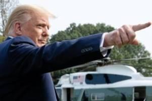 Konflikt: Donald Trump wollte syrischen Machthaber Assad töten lassen