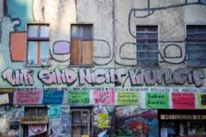 """wohnprojekt : """"liebig 34"""": räumung geplant, widerstand angekündigt"""