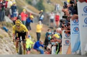 Tour de France: Roglic baut seinen Vorsprung in Richtung Tour-Sieg aus