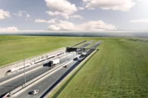 verkehr: umstrittenes milliardenprojekt: tunnel unter der ostsee
