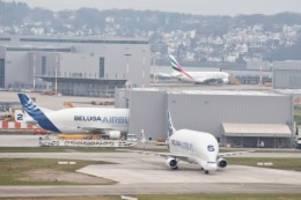 Wegen Corona-Krise: Airbus setzt Flüge zwischen Hamburg und Toulouse aus
