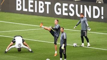 dfb: auch joachim löws team soll vor fans spielen