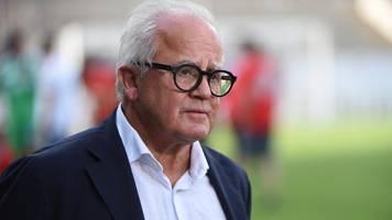 FC Bayern: DFB-Boss Keller kontert Hoeneß-Kritik wegen Beckenbauer