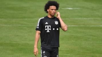 FC Bayern München: Wie Leroy Sané gegen sein Image ankämpft