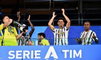 Juventus will mit Ronaldo und Neo-Trainer Pirlo durchstarten