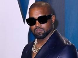 der nächste präsident?: kanye west pinkelt auf seinen grammy
