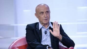 italienischer ex-innenminister: marco minniti: was in libyen passiert, ist entscheidend für europas sicherheit