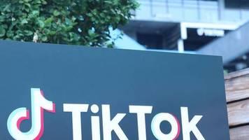 Sicherheitsrisiko: Trump: «Nicht glücklich» über Oracle-Tiktok-Deal