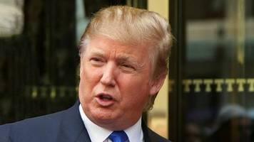 Donald Trump: Ex-Model wirft ihm sexuelle Belästigung vor