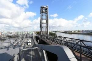 Hafeninfrastruktur: Steuerzahlerbund rügt Stadt wegen Rethebrücke