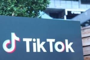 Sicherheitsrisiko: Trump: Nicht glücklich über Oracle-Tiktok-Deal