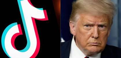 Mit dem TikTok-Ultimatum sendet Trump eine heikle Drohung an China