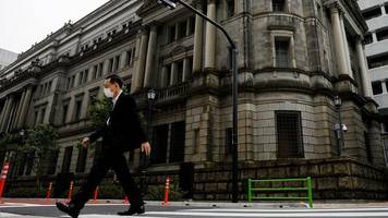 Bank of Japan: Japans Zentralbank setzt ultralockere Geldpolitik fort