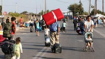 Migrationspolitik: Wann kommt die Asylreform? EU-Parlament debattiert nach Moria-Brand
