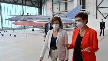 deutschland und frankreich: rüstungsprojekte vorantreiben