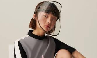 Louis Vuitton bringt Gesichtsvisier auf den Markt