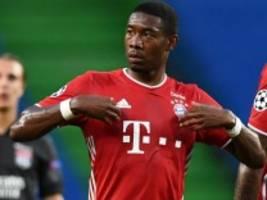 FC Bayern: Deutliche Worte von Salihamidzic an Alaba
