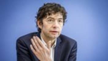 Coronavirus in Deutschland: Christian Drosten warnt vor Entwicklung wie in anderen EU-Staaten