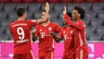 Bundesliga, 1.Spieltag: Bayern lässt Schalke zum Auftakt keine Chance