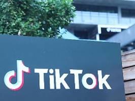 Tiktok-Deal vor Entscheidung: US-Konzerne könnten doch Mehrheit erhalten