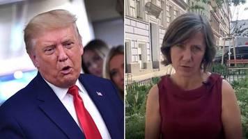 Explodierende Bäume: Trump verblüfft Österreich mit Aussage zu Waldstädten – Wien kontert mit lustigem Video