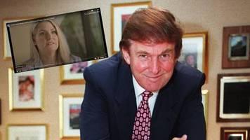 US-Präsident dementiert: Schob mir Zunge in den Hals – Ex-Model wirft Donald Trump sexuellen Übergriff 1997 vor