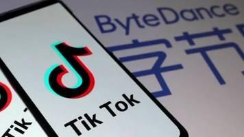 Video: Einigung im Streit um TikTok-Mehrheit