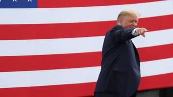 us-wahl 2020: außergewöhnlichste nation der weltgeschichte: trump will patriotische bildung an schulen