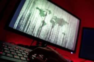 Cyberkriminalität: Hacker-Angriff: Daten von 12.000 Deutschen veröffentlicht