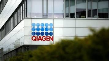 biotechunternehmen: qiagen übernimmt restliche anteile von us-diagnostikfirma