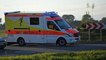 fünf schwerverletzte bei unfällen auf der a27