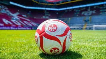 FCK eröffnet vor 5000 Zuschauern die Drittliga-Saison