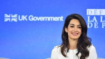 Anwältin Clooney gibt Amt auf: Brexit-Streit Thema beim EU-Gipfel