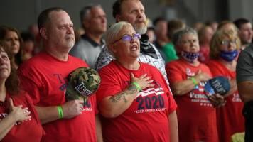 US-Wahl: Stimmung für Trump auf dem Land  – Ohne Trump ist unser Land tot