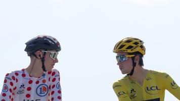 107. Tour de France - Roglic vor dem Showdown: Muss die Arbeit zu Ende bringen