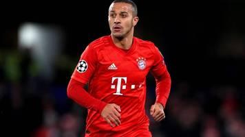 Bundesliga: So emotional verabschiedet sich Thiago vom FC Bayern