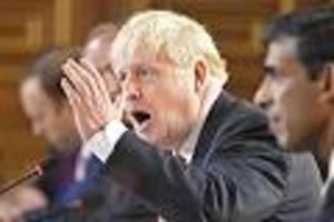 verhandlungen stocken - passage in umstrittenem gesetz enthüllt, worum es johnson beim brexit-zoff geht