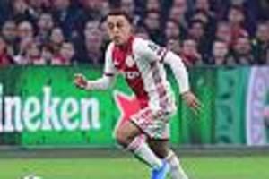 +++ Transfer-Ticker +++ - Bericht: FC Bayern ist sich mit Ajax-Talent Sergiño Dest einig