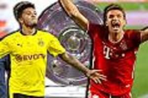 Vier steile Thesen zum Saisonstart - Bundesliga-Vorschau: Bayern steht schwere Saison bevor - BVB hat große Chance auf den Titel