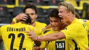 BVB schlägt Gladbach: Die jungen BVB Wilden machen Hoffnung im Kampf gegen die Bayern-Dominanz