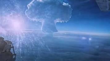 atomwaffen: dokumentarfilm zeigt den abwurf der gewaltigsten atomwaffe aller zeiten, der zaren bombe