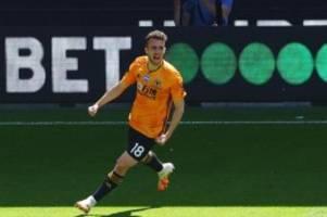 Premier League: FC Liverpool holt portugiesischen Stürmer aus Wolverhampton