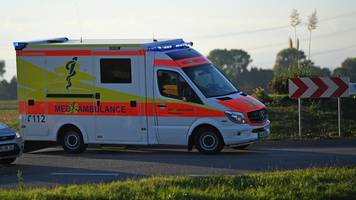 Vier Verletzte bei Unfall auf Bundesstraße nahe Halberstadt